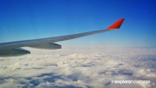 Vuelo de Aeroflot