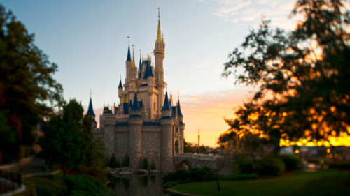 Magic Kingdom. Imagen: https://disneyworld.disney.go.com