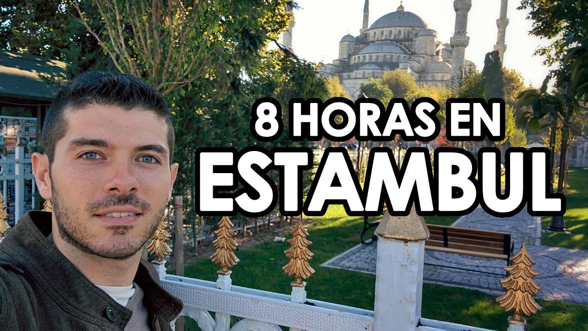 8 horas en Estambul