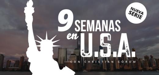 9 semanas en USA