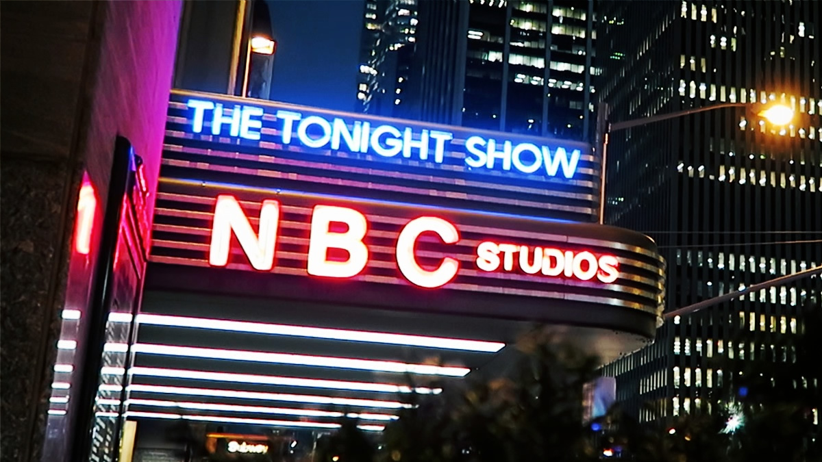 Jimmy Fallon - The Tonight Show