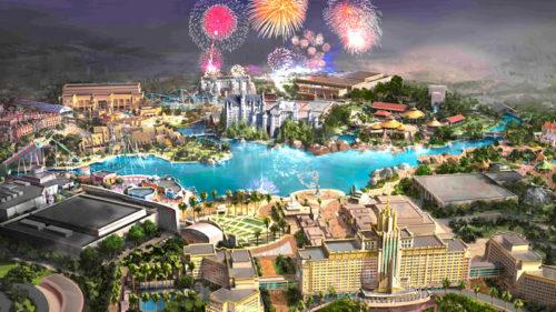 Universal Studios Beijing