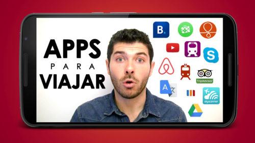 Las mejores aplicaciones móviles para viajar