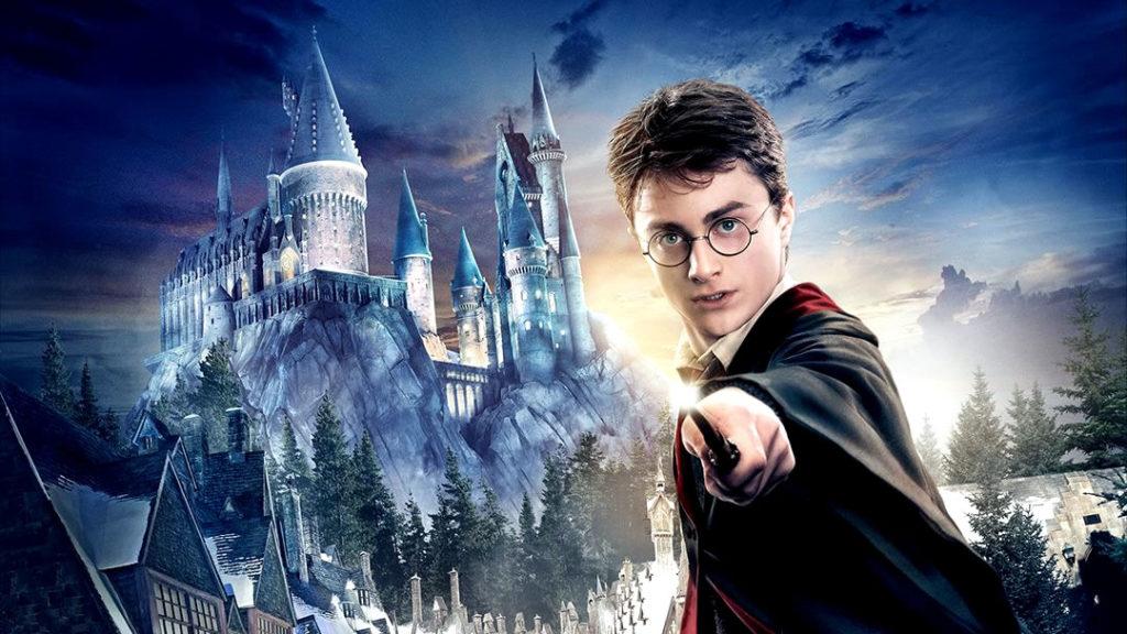 Harry Potter Universal Studios Hollywood