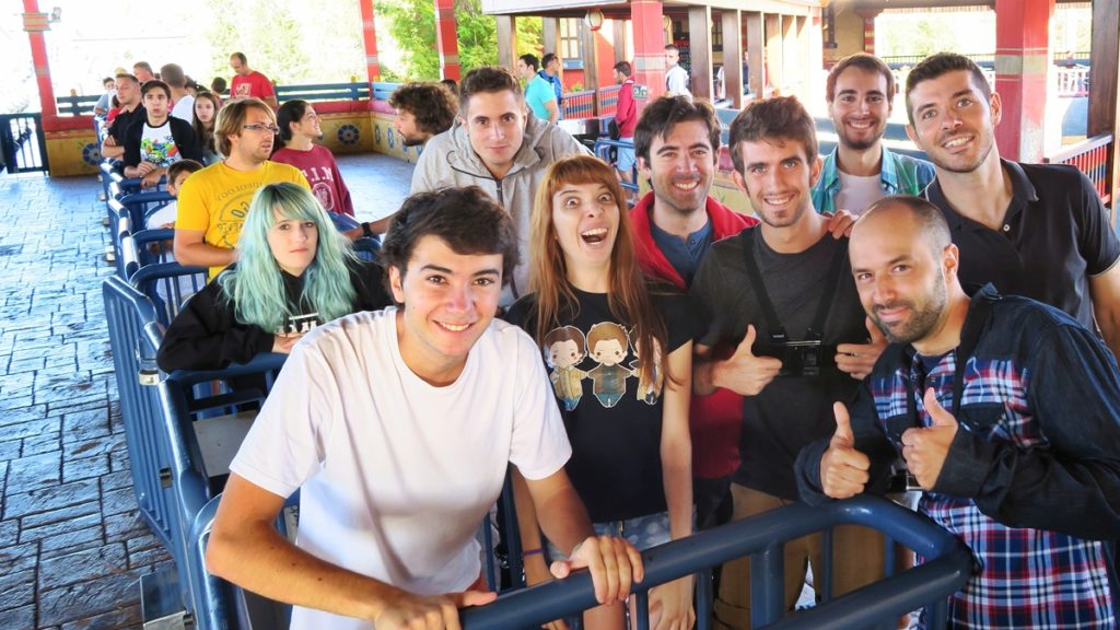 PortAventura - YouTube VlogTrip 1