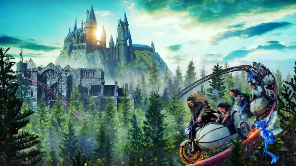 Ya hay fecha oficial de apertura para la nueva atracción de Harry Potter