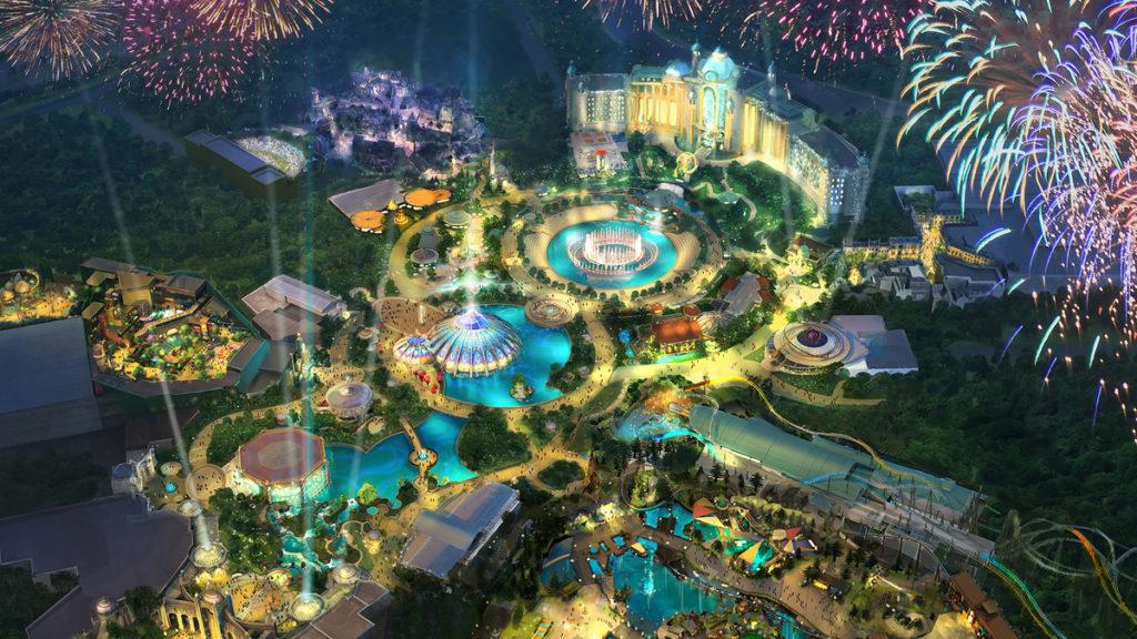 Se anuncia el cuarto parque temático de Universal Orlando