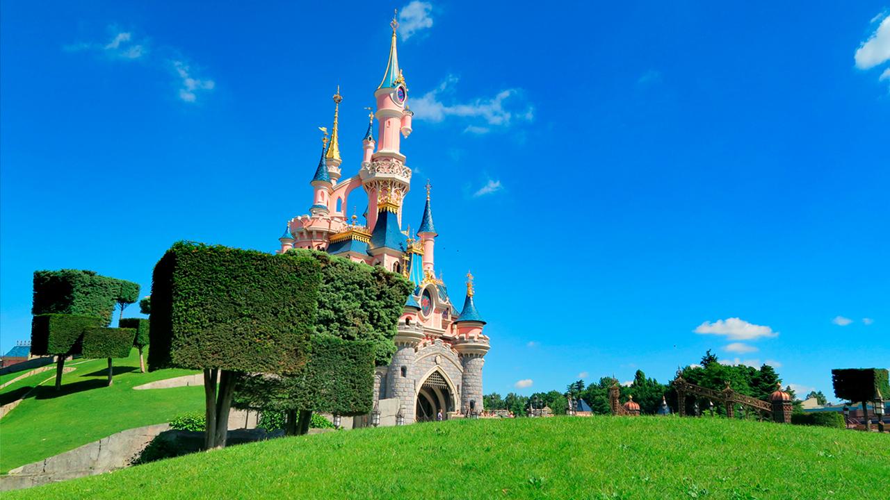 Podcast Disneyland Paris