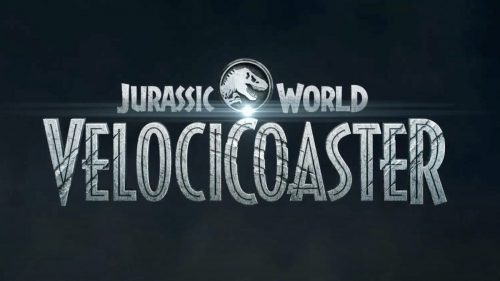 VelociCoaster Jurassic World